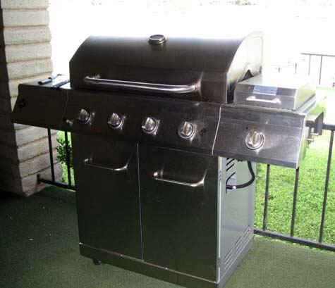 Deluxe Barbeque